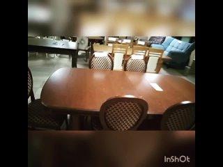 Столы и стулья в ДОМ МЕБЕЛИ КОМФОРТ