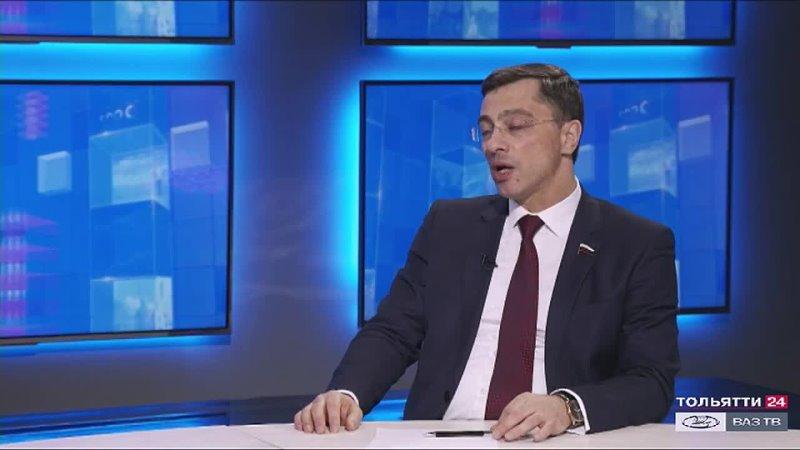 Обозреватель Мнение Владимир Гутенёв депутат Госдумы вице президент СоюзМаша России