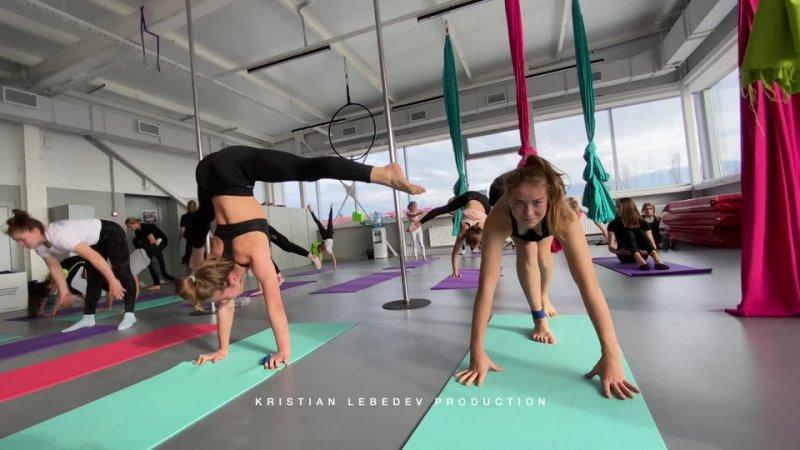 Воздушная гимнастика Сочи СПОРТИВНЫЕ СБОРЫ КРИСТИАН ЛЕБЕДЕВ