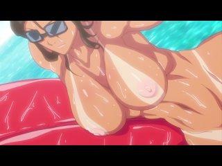 Nudist Beach ni Shuugakuryokou de! The Animation 1