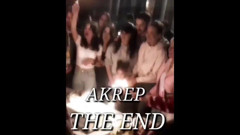 Akrep Финал