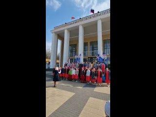 Три русские народные песни  2