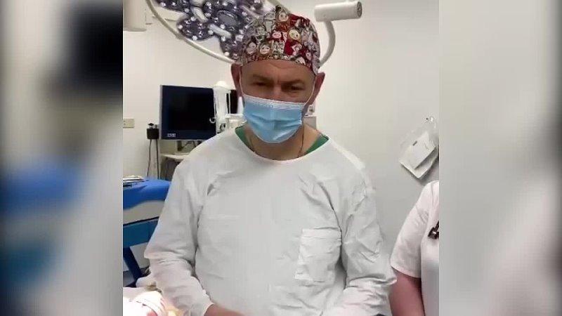В Улан Удэ врачи с мировыми именами спасли младенца с редчайшей аномалией