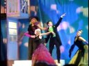 Спектакль Примадонны, тот самый танец с веерами