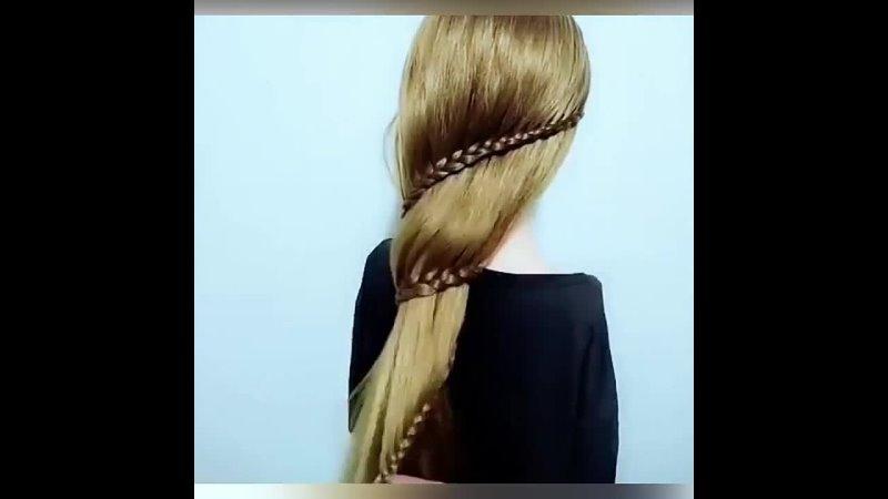 Спиральная коса