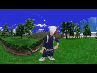 [Monster Of Truth] Shoto Todoroki Meets You~ [ASMR] 360: My Hero Academia 360 VR