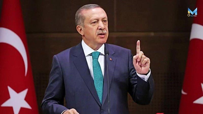 Эрдоган жестко ответил Израилю! Оккупация мечети аль-Акса!.mp4