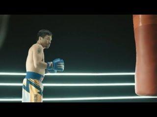 🎬42-летний Мэнни Пакьяо показал сомнительную форму в межсезонье во время съемки рекламного ролика 🥊