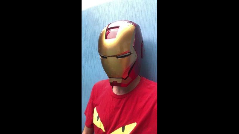 В наличии, обновленная версия mk7, 1/1, железный человек, mk42, mk3, шлем с автоматическим включением, электрическая модель для