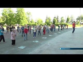 Танцы под открытым небом проводят в Архангельске (720p).mp4