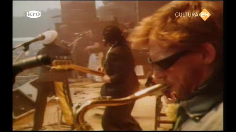 Ian Dury And The Blockheads Wake Up Pinkpop Festival