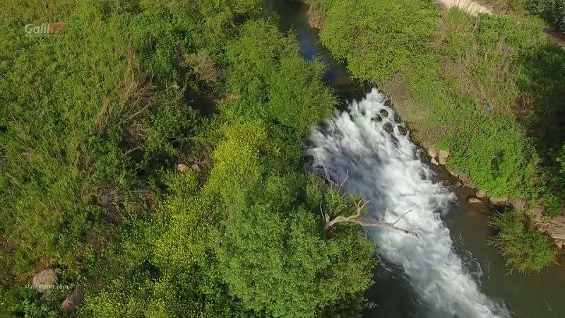 Река Иордан Документальный фильм Святые места Израиля