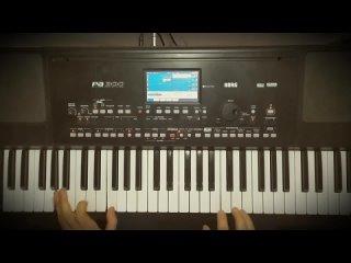 Евдокимов Ярослав - Фантазер на синтезаторе KORG PA300 (Демонстрация стиля)(1080P_HD).mp4