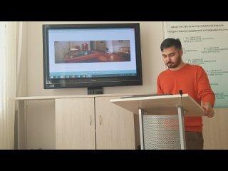 «Петербург Достоевского»: видео экскурсия с тифлокомментариями.
