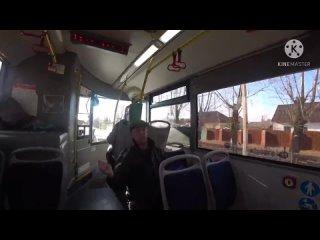 Блогер Лёха Кочегар устроил на остановке разборки с пассажиром из автобуса