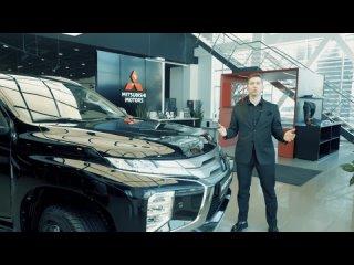 Mitsubishi Pajero Sport New в Нижегородце