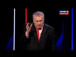 Жириновский воет