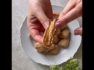 Творожные печеньеВкусное, домашнее, вкус детства! Всегда лучше испечь самим чем покупать. Ингредиенты@oh_vkusno   #выпечка