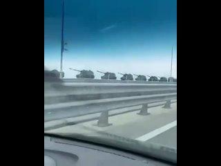 Ценность Крымского моста во всей красе)