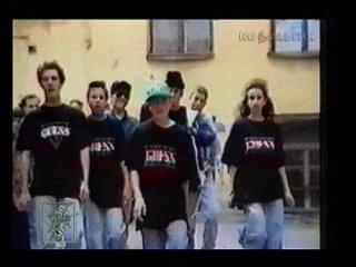 Мистер Малой - 1993 - Буду погибать молодым (программа «50/50» на «1-м канале Останкино»)