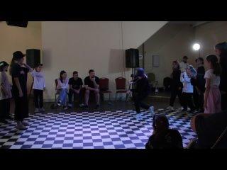 UNF 23/05/21 | HIP-HOP дети 10-13 лет 1/8 финала | Наумова Кира, Безносова Даша, Казакова Саша