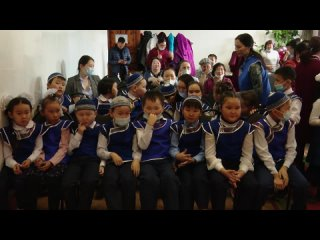 Проект «Говорим по-русски» с участием национальных школ Кызыла