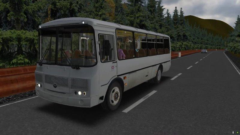 Могэс 5 маршрут ПАЗ 4234 04