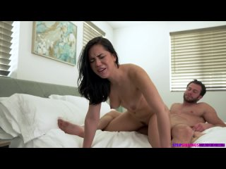 StepSiblingsCaught Nubiles-Porn Alina Lopez - Step Sister Lends A Hand All Sex, Amateur, Blowjob, Cowgirl, Cum in Mouth, Facial