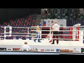 Горбунов Самир красный угол