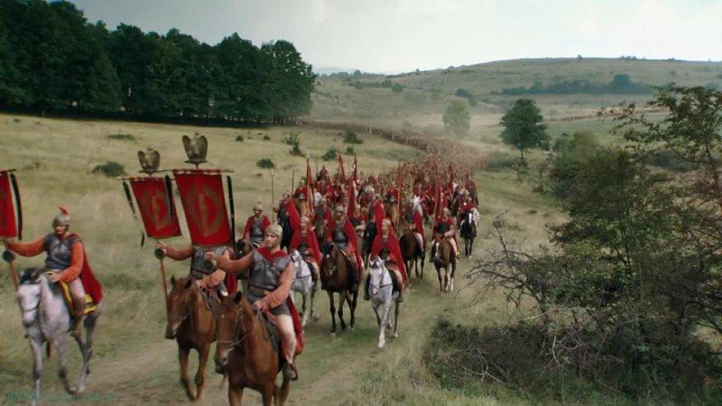 Тропой воина 04 Юлий Новый римский гражданин Худ познавательный история исследования 2019