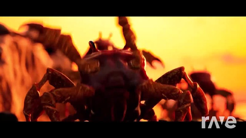 Crab Iron автомашап Noisestorm x Marty Robbins