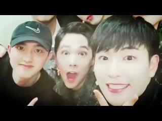 [UPDATE] 📹 210423 EXO DO Kyungsoo @ skullhong12