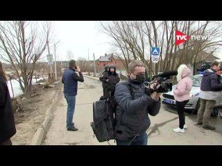 Мужчина открыл стрельбу по полицейским в подмосковных Мытищах