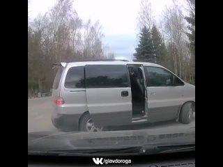 ДТП Москва - 90-ые возвращаются