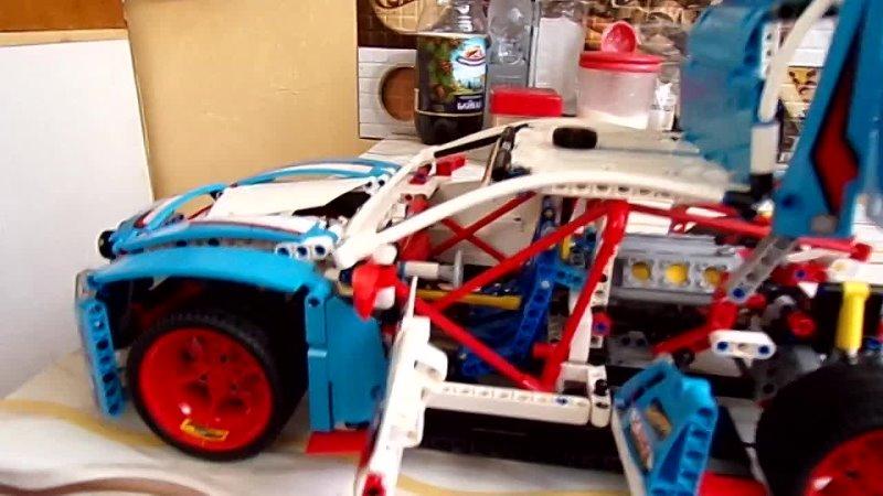 Модель Лего техник