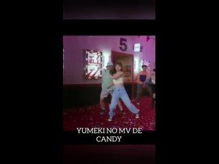 Yumeki в клипе Бэкхёна - Candy