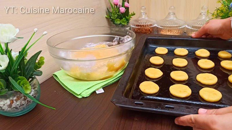Кокосовые лепешки и легкое варенье и рецепт марокканской кухни