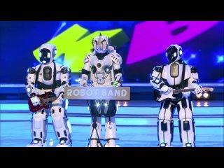 Сборная молодых ученых Росатома - Музыкальное домашнее задание (КВН Высшая лига 2021. Третья 1/8 финала)