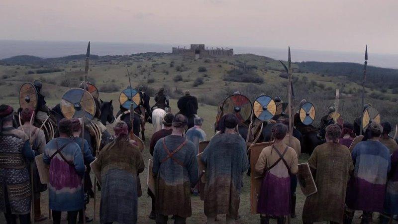 Чтобы у него не было давай разделим пополам из сериала Последнее королевство The Last Kingdom 2015 2019 🇬🇧