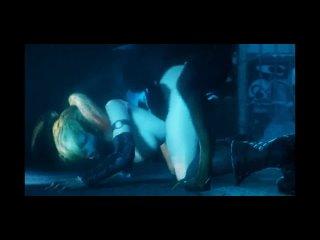 Henley Quinn Is A Bad Girl - 3D - Animation (Harley Quinn многие герои Секс версия) # 17. HD - Full - 1080p.