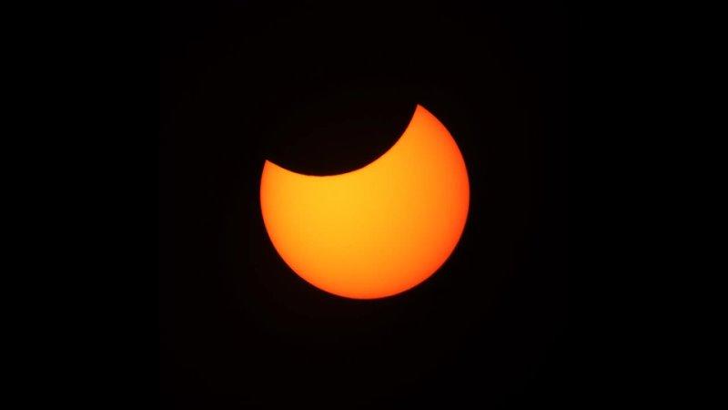 Солнечное затмение 10 июня 2021 г