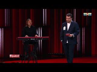 Камеди Клаб Кастинг на Евровидение Ильич, Гарик Харламов (Игнат Мальцев  и Илья Прусикин из литл Биг)