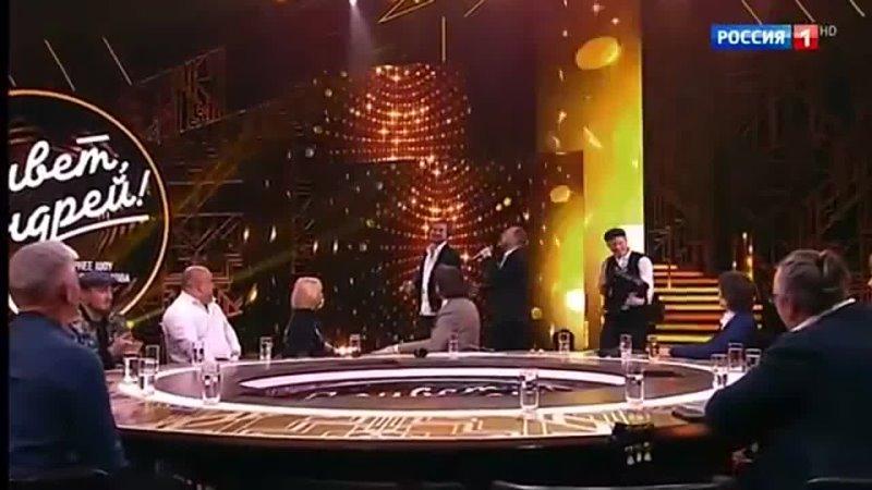 Я. Сумишевский и А. Петрухин - Новая песня. Танцуют все 😃