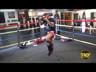 Как бить ногами мастер класс от легенды тайского бокса Liam Harrison