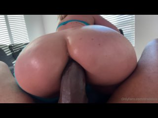Lisey Sweet & Dredd (OnlyFans / DreddXXX) [2021, Anal, Bubble Butt, Interracial (IR), Small Tits, Rimming, 1080p]