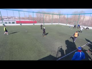 Чемпионат Arena street по футболу 6х6 ФК Аман - ФК Смена. 2 ТУР.