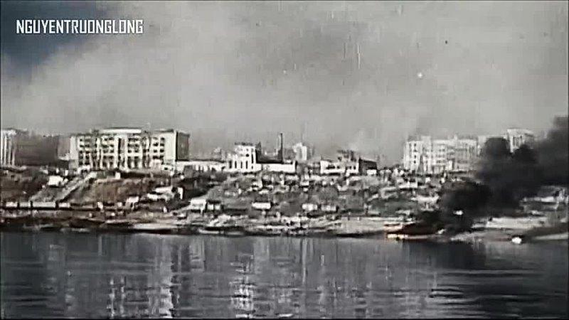 Вся Сталинградская битва в одном клипе