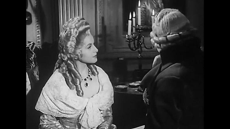 Хромой дьявол Хромой бес Le diable boiteux 1948 режиссер Саша Гитри Без перевода