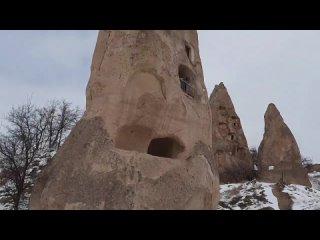 т15 пещерный город