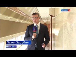 Открытый Путин и закрытый Байден: кадры, которых не видел никто